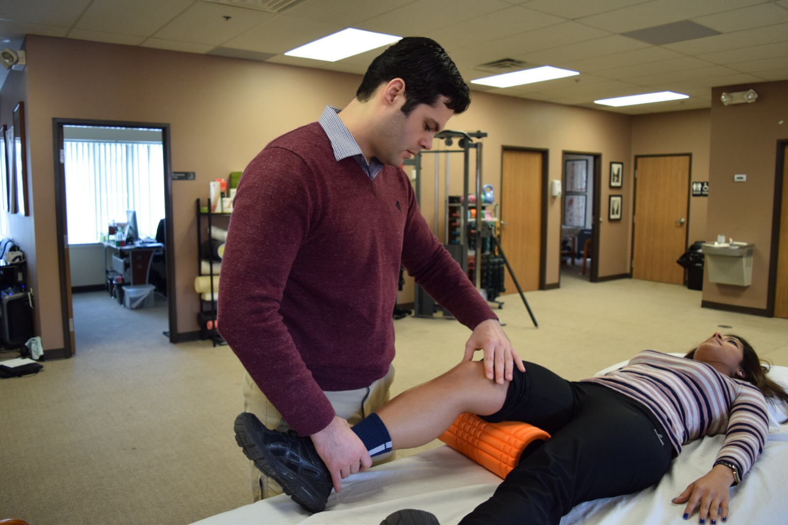 physical therapist dating patient